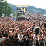 SILENT STREAM OF GODLESS ELEGY at MASTERS OF ROCK 2005 festival