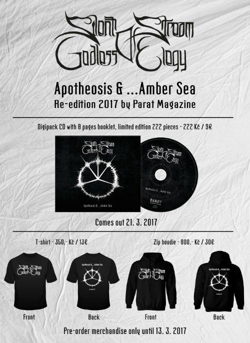 CD Apotheosis & Amber Sea