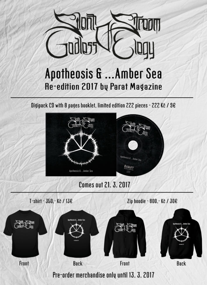 CD Apotheosis & Amber Sea